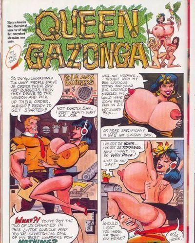Fred Rice Queen Gazonga