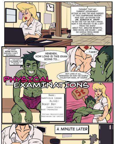 ممرضة الكبار رسوم متحركة