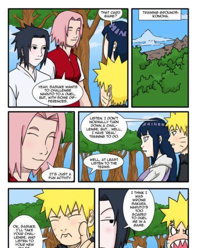 Matt Wilson (Naruto) Naru-gi-oh! XXX color R.O.D.