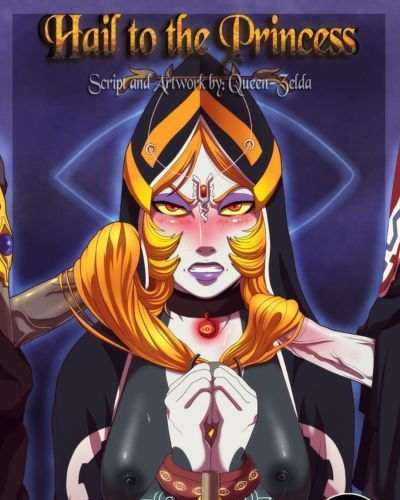 Queen-Zelda Hail to the Princess (Ongoing)