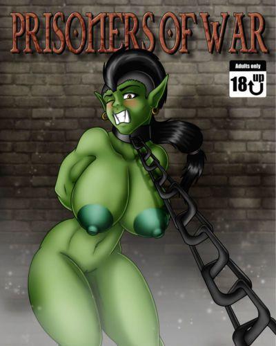 Evil Rick Prisoners of War