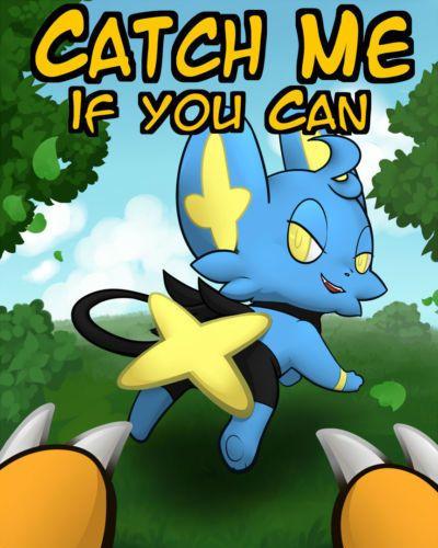 ohmuu Catch Me If You Can (Pokemon)