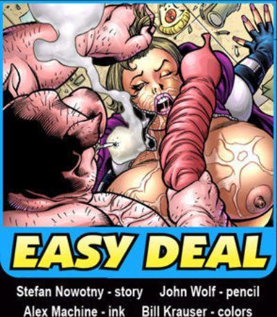 John Wolf Susan Steel & Porkum: Easy Deal Ongoing