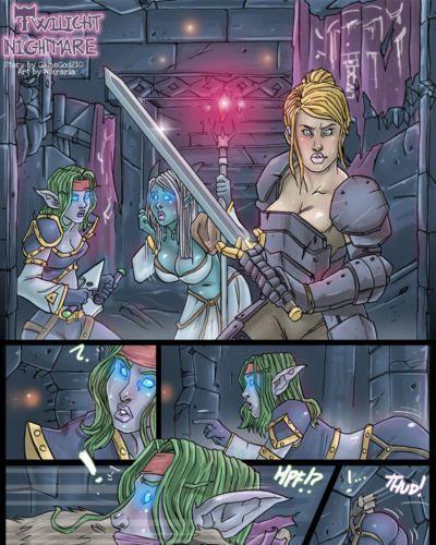 Nikraria Twilight Nightmare (World of Wacraft)