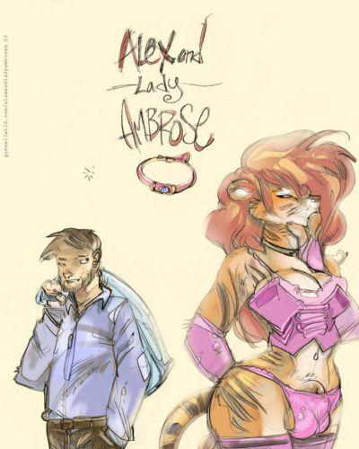 mamabliss Alex and Lady Ambrose