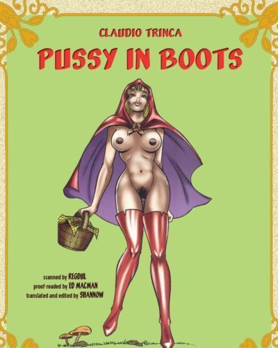 Claudio Trinca Pussy In Boots