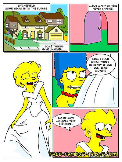 lisa Simpson lesbiche Fantasia fumetti - parte 10