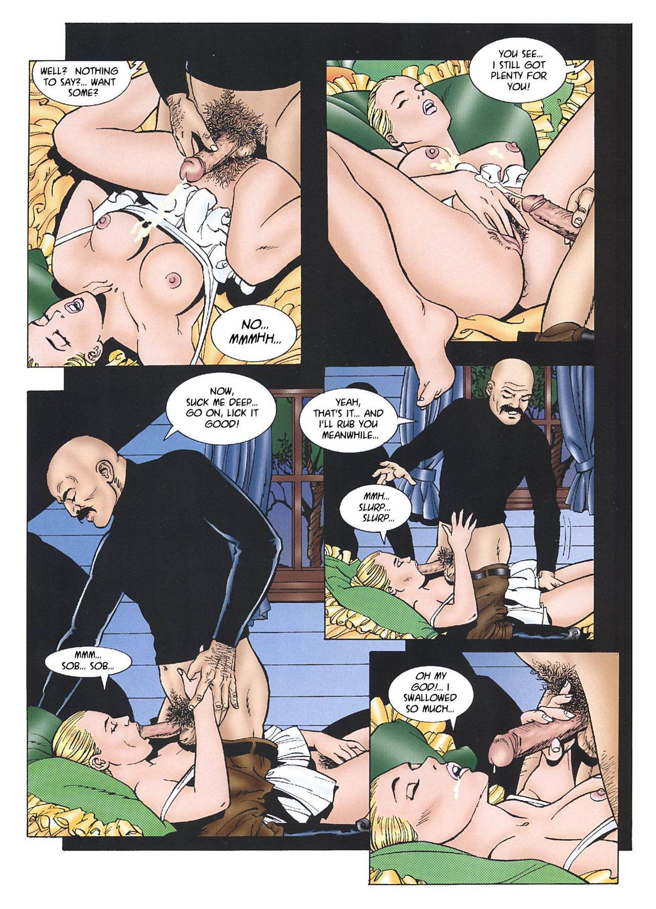 Family circus cartoons naked xxx - The other family circus porn circus  cartoon porn the family