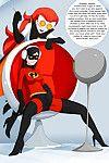oo sebastian oo The Incredibles - Mother & Daughter Relations With Mezmerella
