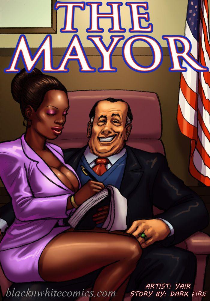 The Mayor Xxx