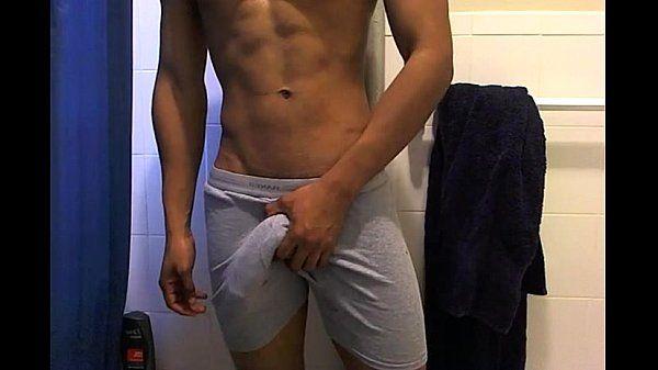 Showering my beautiful body 03