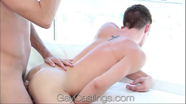 GayCastings Hot young artist loves to get fucked for his auditionHD