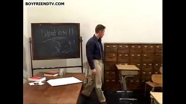 Matt Summers and Chad Hunt Detention