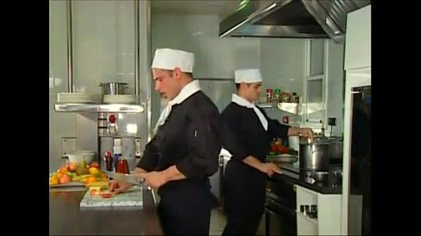cocineros se dan bien duro!