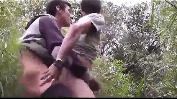 colombianos follando en la selva