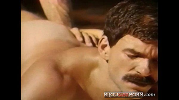 Vintage Gay Macho Fuck from BULLET VIDEOPAC 1 (1982)