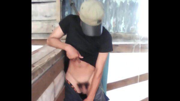 Trai An Giang khoe cu.