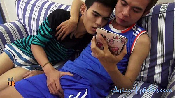 Asian-EphebesAY & PHONSeducing A straight!HD