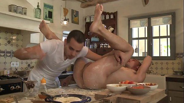 Gay Chef Orgy