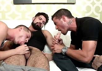 Cody Cummings teaching Blowjob