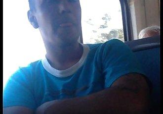Bulto de Chongo en Tren