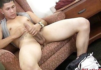 Nude Mexican man big cock