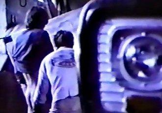 1980s Truck Park Midnight Gang Wank