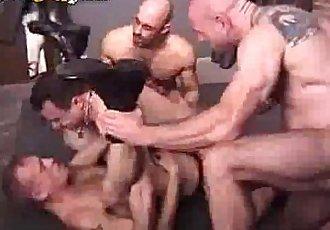 Crazy Bear Daddy Orgy