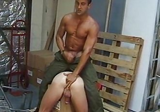 Legends Gay Macho ManRaw Meat 02scene 1