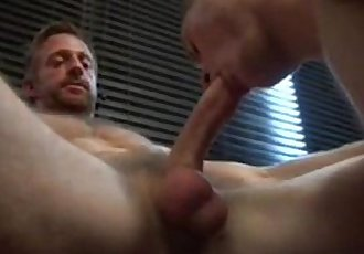 Blow Job Wank and a Wank