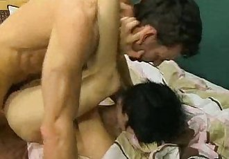 Teen gets nailed by older guy
