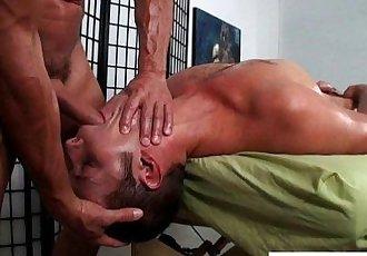 Massagecocks Blowing Oily CockHD
