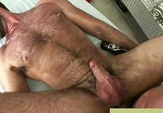 Massagecocks Oily Cock MeatHD