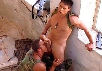Operation: Beefy Suck and Hard Fuck