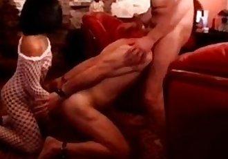 French bisex domination