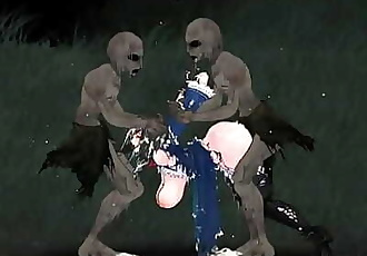 Night of RevengeUndead by Dlisgame 3 min 720p