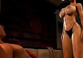 Laura Brazilian Goddess 77 sec