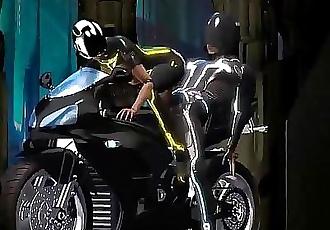 Tron Legacy Hentai Full Movie 16 min