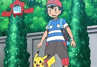Pokemon Sun & Moon Episode 8