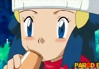 Pokemon ash fuck may
