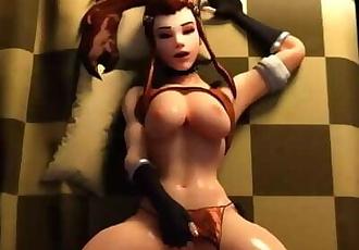 Overwatch Brigitte Compilation