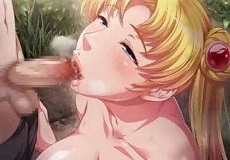Aheahe Moon R – Return of the Married Sailor Sluts CH 8: Momma loves banana