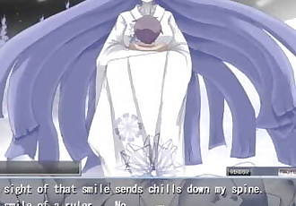 MONSTER GIRL QUEST - YUKI ONNA H-SCENE 2