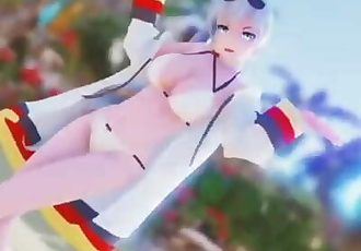 - Im so Hot ft. Weiss - by RWBY MMD
