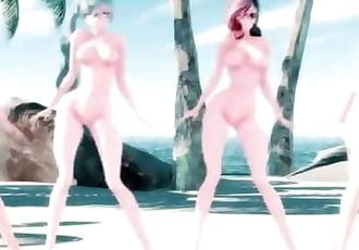 - Ghost Dance ft. Winter, Weiss, Neo, Raven - by Weiss_Schnee