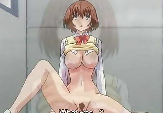 the train punishment for the busty young girl - Hentai uncensored