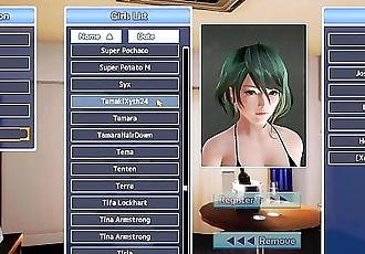 Tutorial honey select how to download Tamaki from DOAXVV