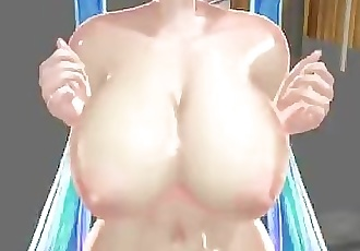 Hatsune Miku With Big Boobs