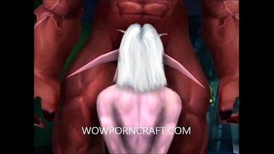 Fantasy Ecstasy - porn of outworlds! - 2 min
