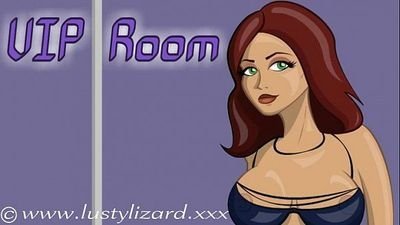 Lusty Lizard VIProom Promo - 28 sec